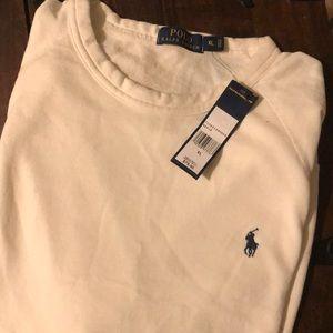 NWT POLO sweatshirt
